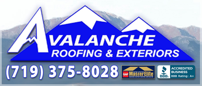 Avalanche Roofing & Exteriors – Serving Colorado Springs & Greater Front Range